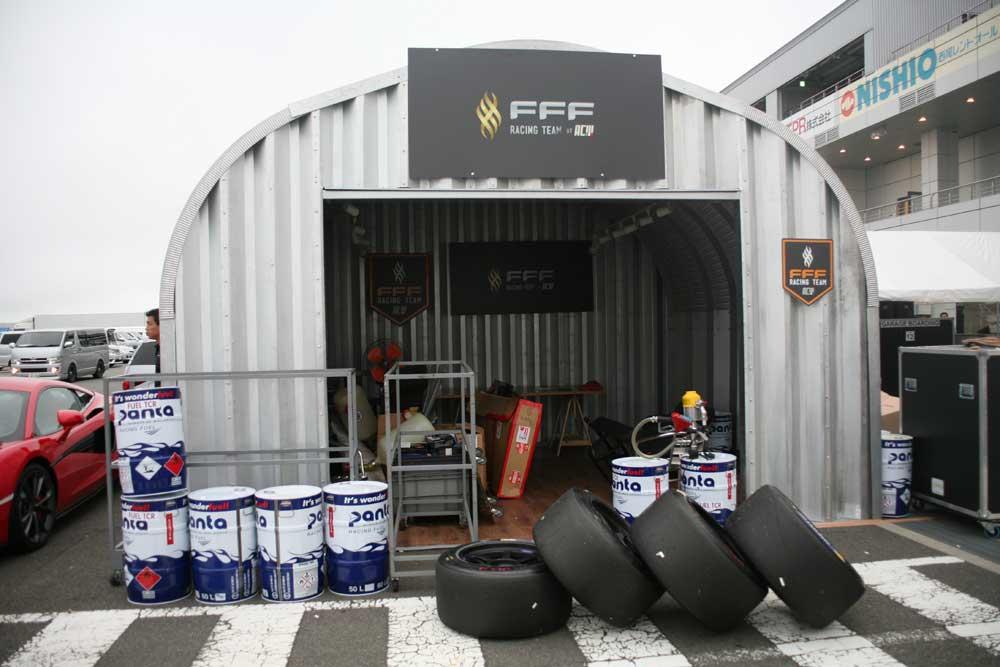 FFFレーシングチーム マクラーレン