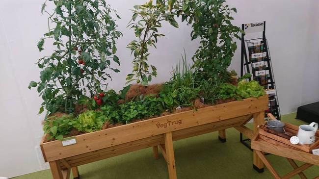 家庭菜園 菜園生活 タカショー