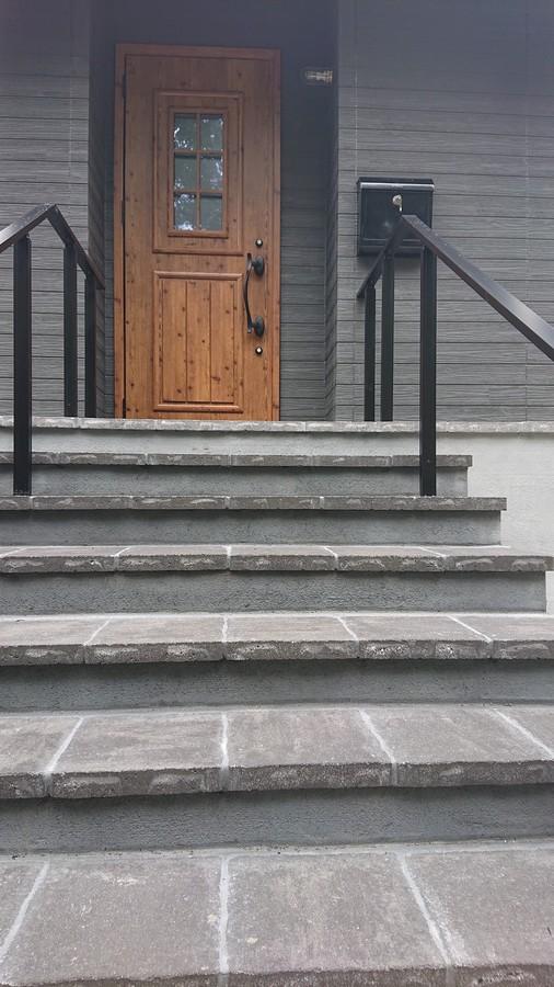 アーキレール エクステリア 階段