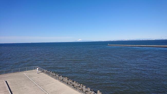 千葉市 富士山 幕張