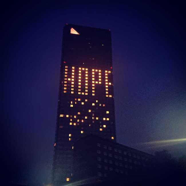 照明 コロナ 幕張ホテル