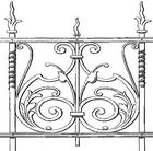 フェンスデザインNO.1
