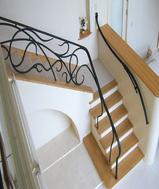 階段施工例その1