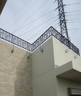 フェンス施工例その14