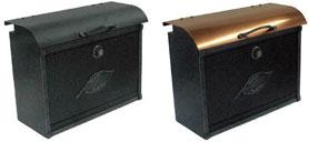 Copperlid(コパリッド)ポストシリーズの艶消しブラックカラーとコパカラー