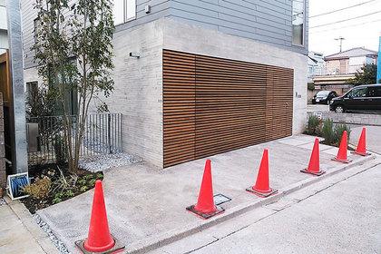 オープン外構 新築外構施工例|フルオーダーにこだわった外構|No.075:千葉県浦安市...