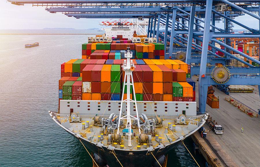 枠待ち海上運搬諸経費サービス