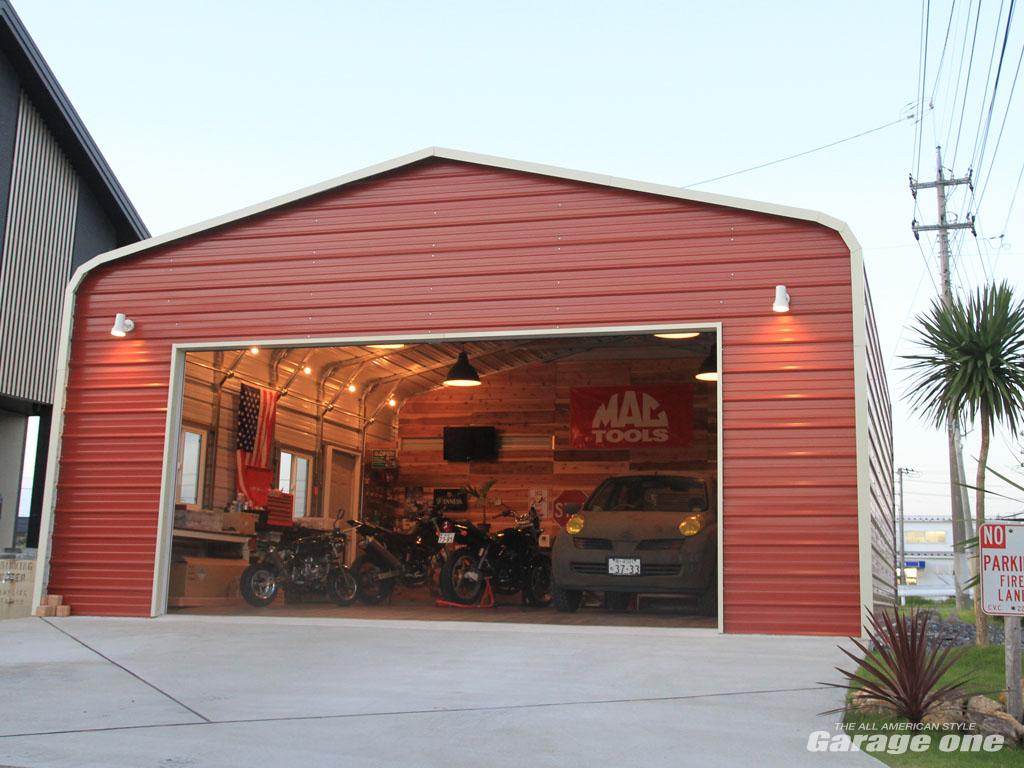 カリフォルニアガレージ