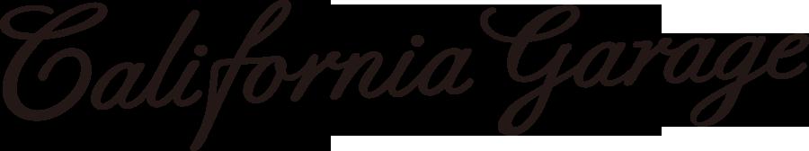 カリフォルニアガレージロゴ